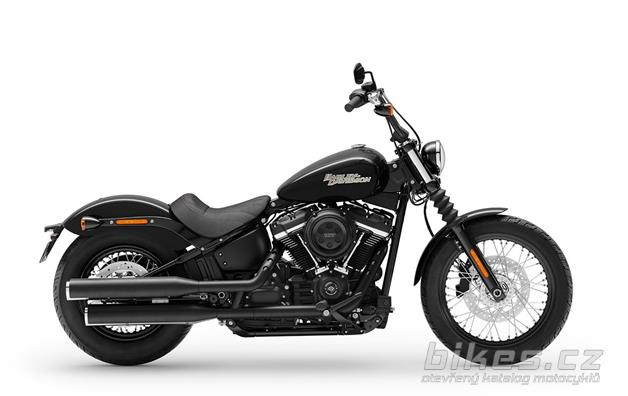 Harley-Davidson Softail Street Bob
