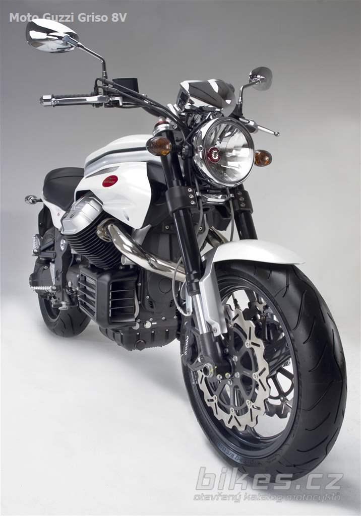 moto guzzi griso 8v 2011 katalog motocykl moto. Black Bedroom Furniture Sets. Home Design Ideas