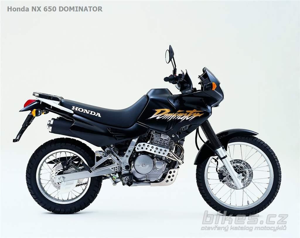 1998 HONDA NX 650 DOMINATOR | Picture 1018178