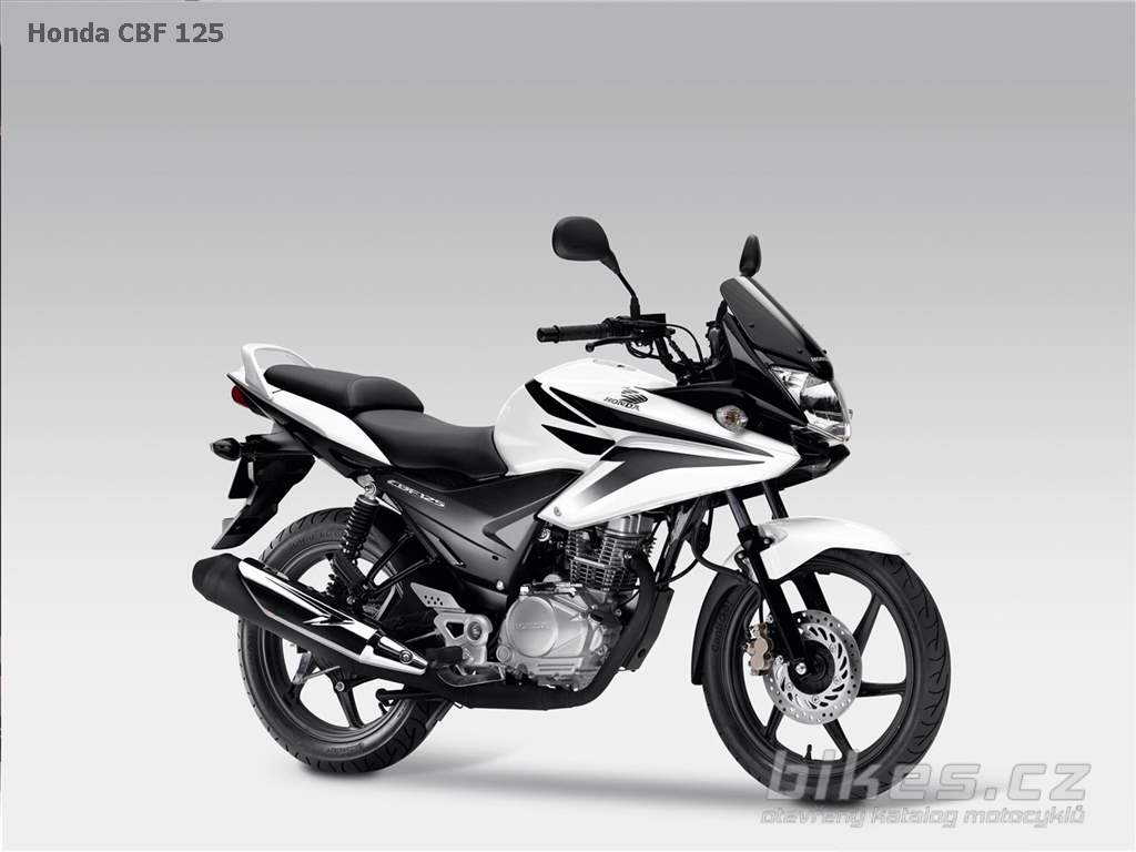 honda cbf 125 2012 n zory motork technick. Black Bedroom Furniture Sets. Home Design Ideas