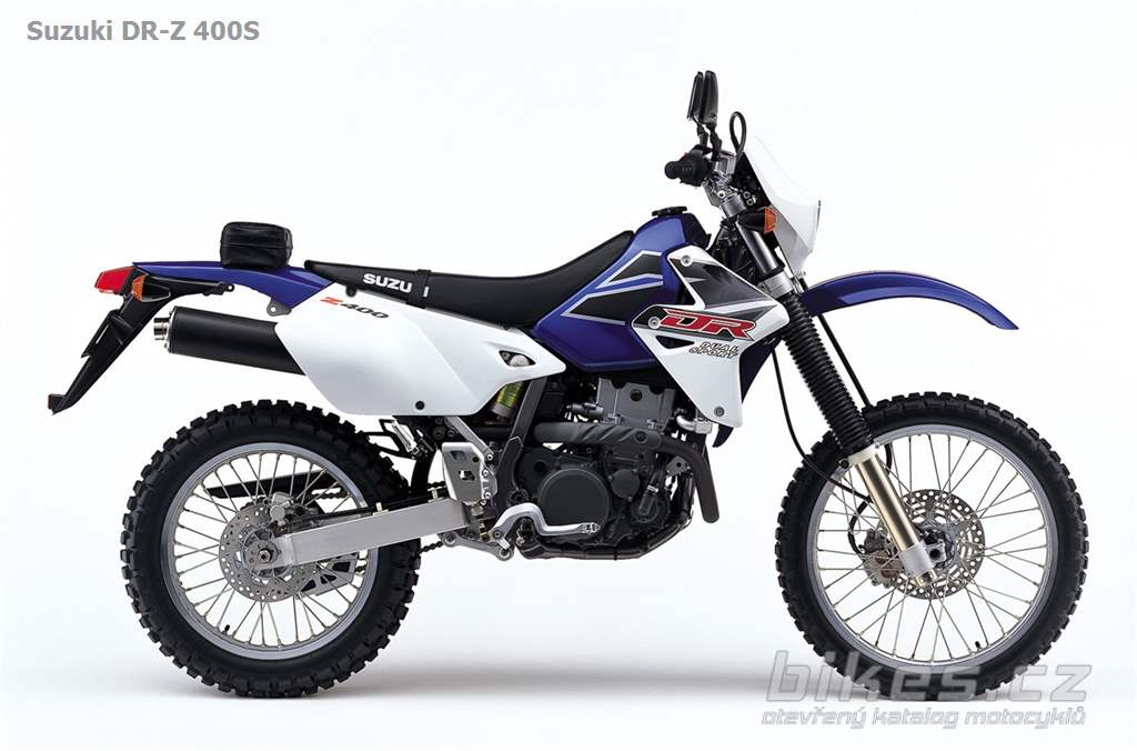 Manual For 2003 Drz 400s