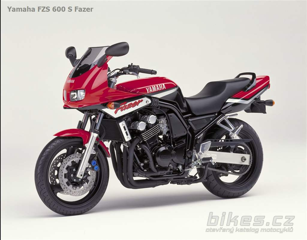 yamaha fzs 600 s fazer 2000 katalog motocykl moto encyklopedie. Black Bedroom Furniture Sets. Home Design Ideas