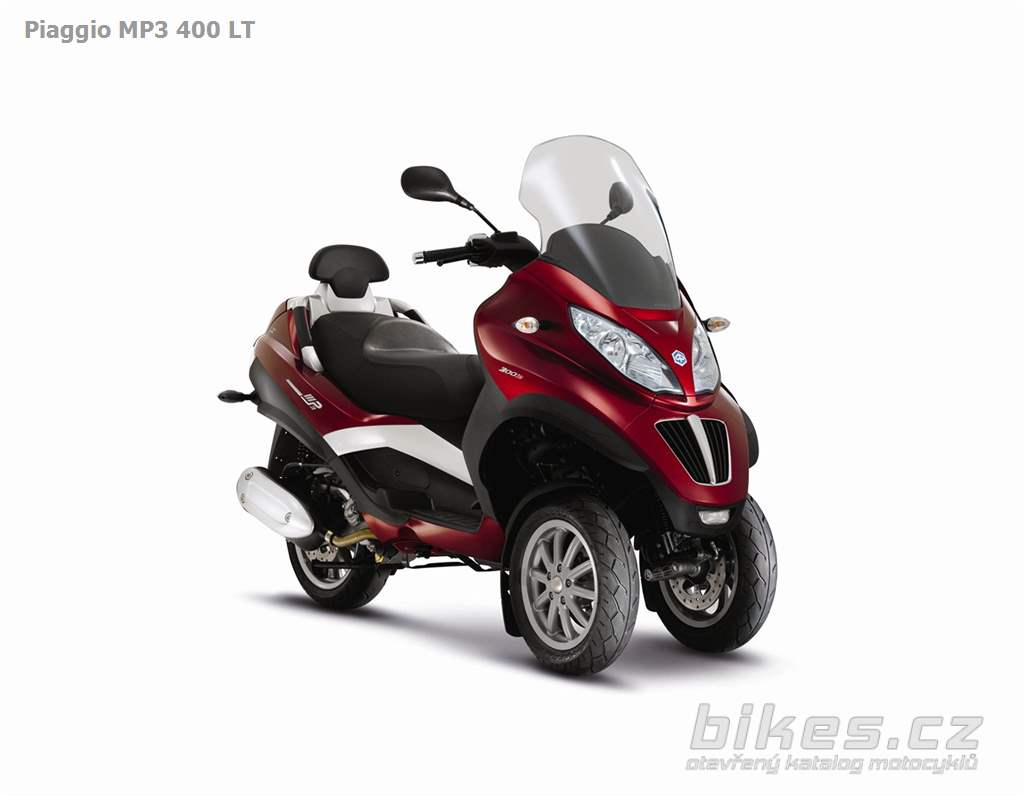 piaggio mp3 400 lt 2011 n zory motork technick. Black Bedroom Furniture Sets. Home Design Ideas