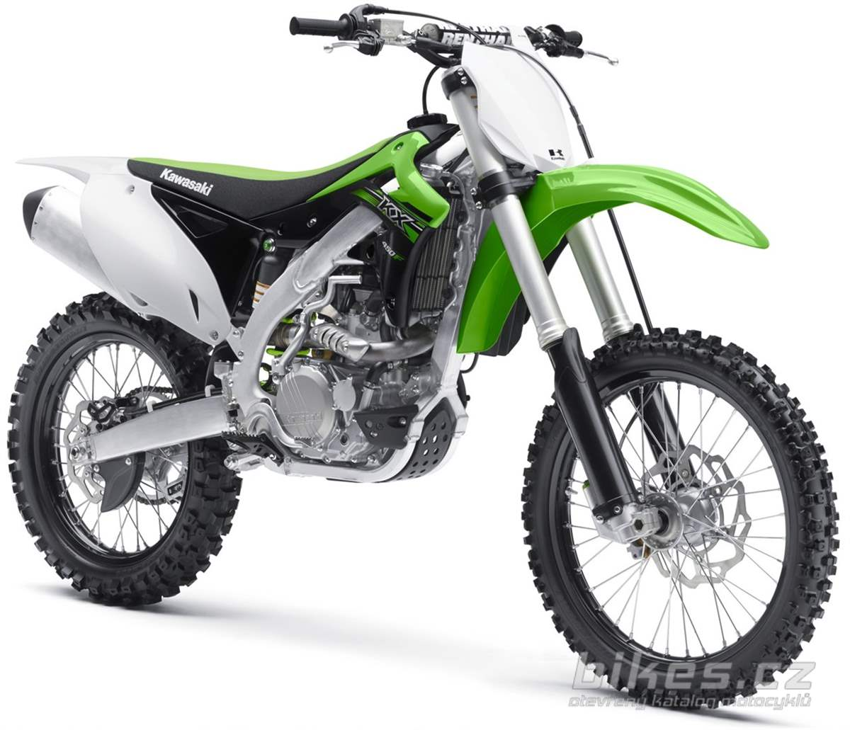 Kawasaki KX 450 F 450 cm³ 2016 - Pietarsaari