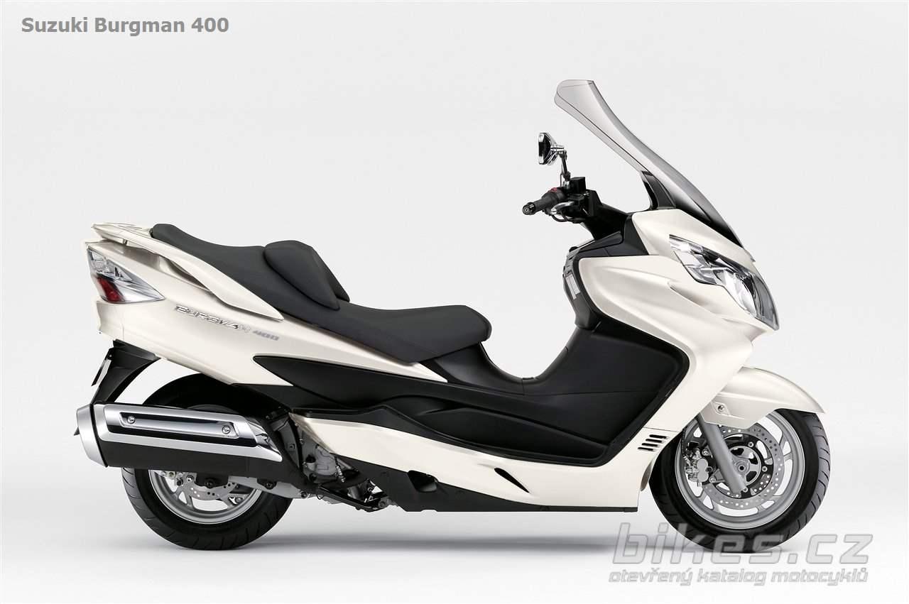 Suzuki Burgman 400 Parts