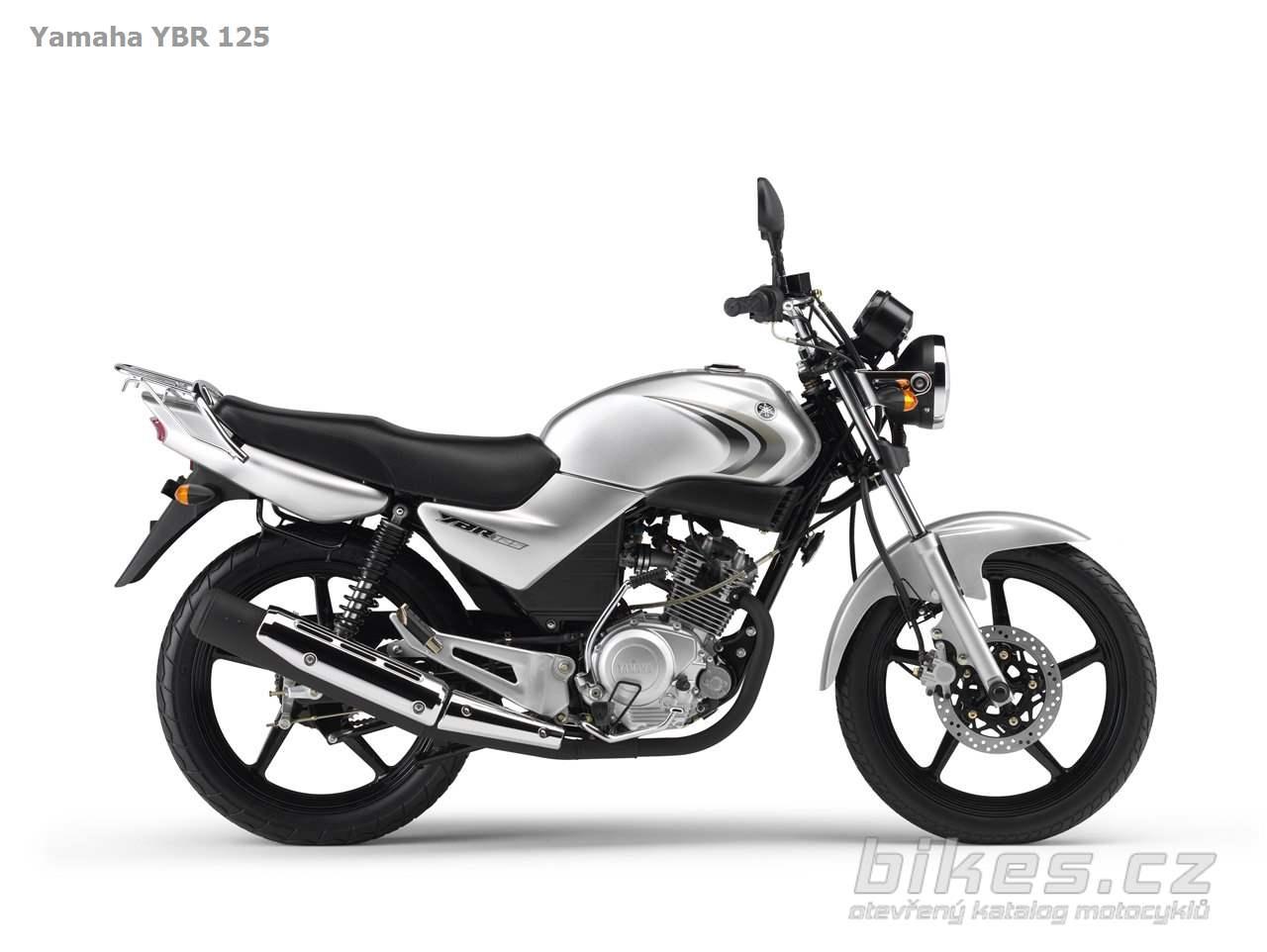 Yamaha ybr 125 2007 n zory motork technick for Yamaha ybr 125