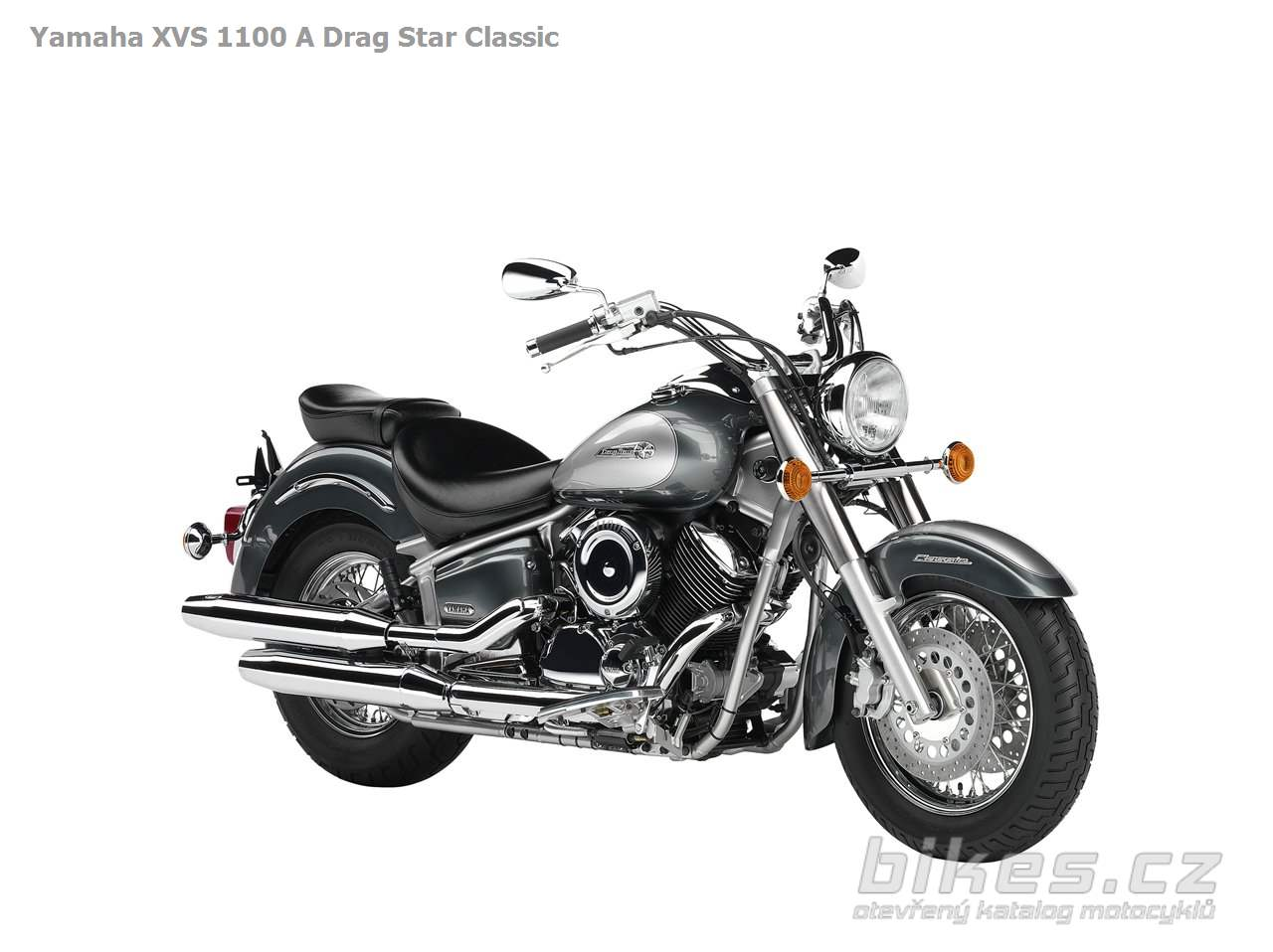 yamaha xvs 1100 a drag star classic 2006 n zory. Black Bedroom Furniture Sets. Home Design Ideas