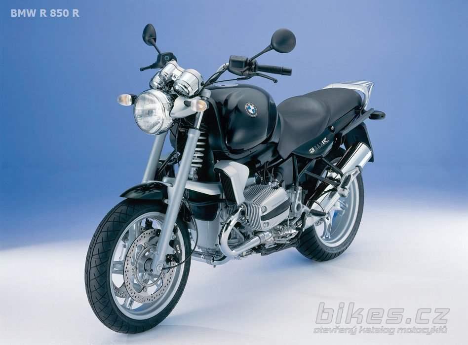 bmw r 850 r 2006 n zory motork technick parametry. Black Bedroom Furniture Sets. Home Design Ideas