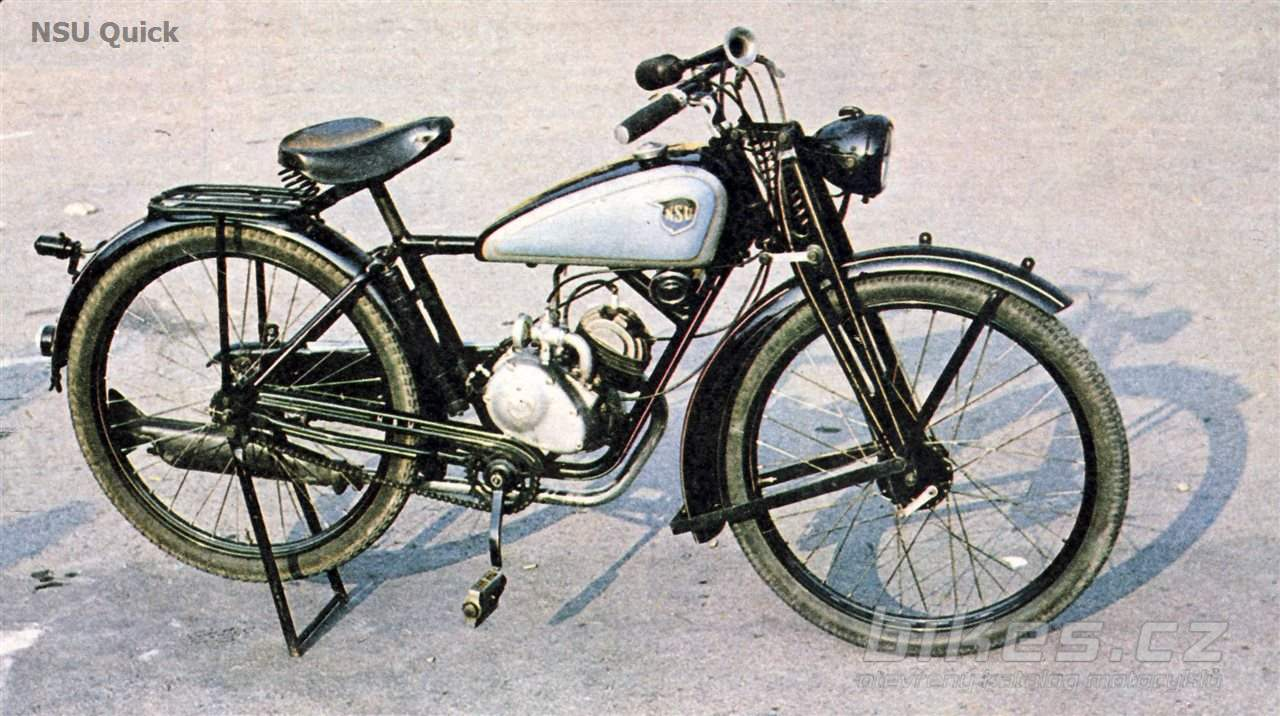 nsu quick 1938 n zory motork technick parametry. Black Bedroom Furniture Sets. Home Design Ideas