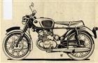 Honda CB 160 Super Sports